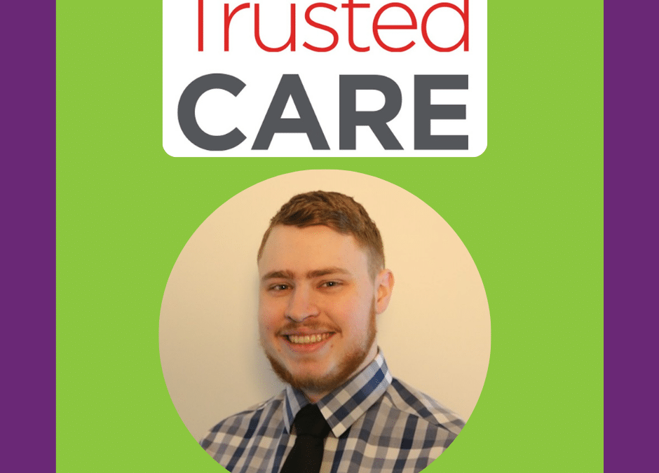 Meet Sam – Trusted Care advocate and Cystic Fibrosis Queensland member